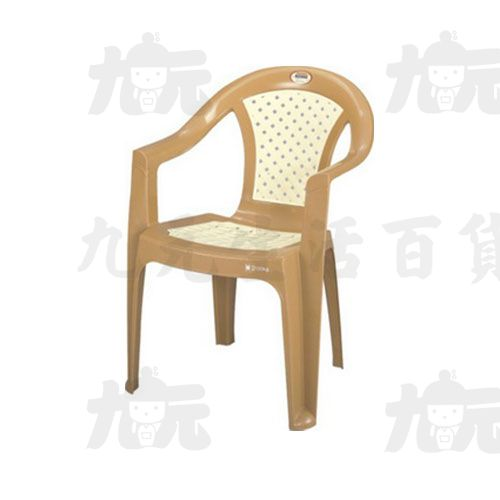 【九元生活百貨】聯府 RC666 大長春藤休閒椅 塑膠椅