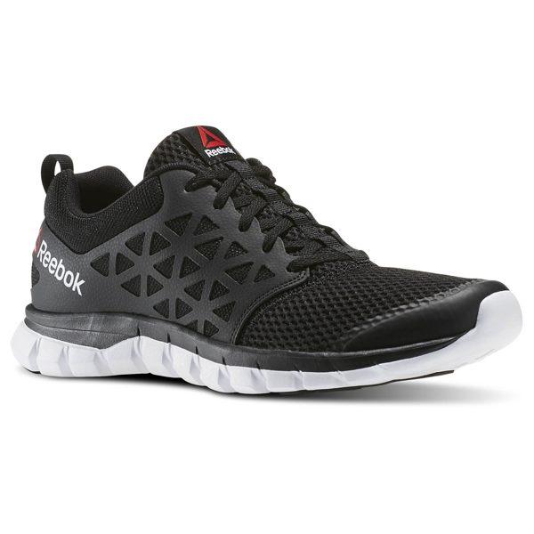 《限時特價↘6折免運》REEBOK Sublite XT Cushion 2.0 MT 男鞋 慢跑鞋 全黑 輕量 【運動世界】 AR2830