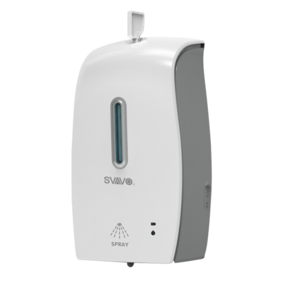 感應皂液 器 瑞沃酒精噴霧式手消毒機壁掛自動感應皂液器台置免接觸智慧給皂器『XY1040』