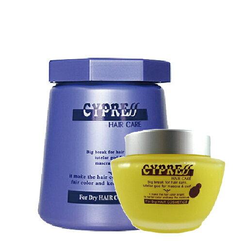 絲柏 高蛋白分解酵素1000ml+ 元氣護髮霜150ml【免沖洗護髮】