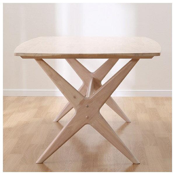 ◎橡膠木質餐桌椅四件組 RELAX WW / GY NITORI宜得利家居 3