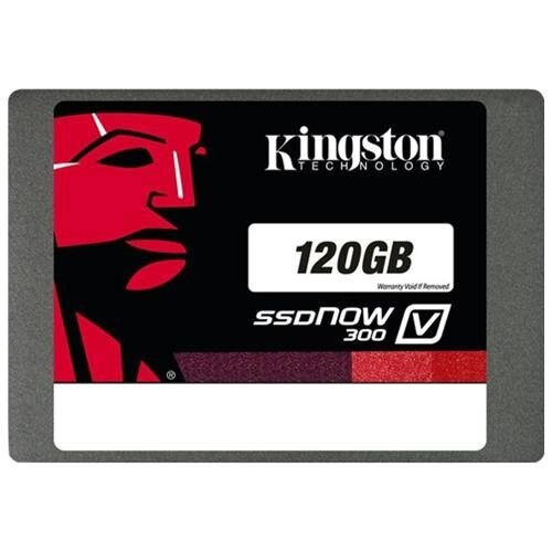"Kingston SSD V300 Series 120GB SSDNow 2.5"" SATA III 6Gb/s 7mm Internal Solid State Drive SV300S37A/120G 0"