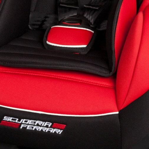 『121婦嬰用品館』 法拉利旗艦0~4歲安全汽座 - 紅色 FB00299 4