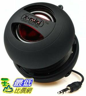 [106美國直購] X-Mini II XAM4-B 可攜式音箱 Portable Capsule Speaker, Mono, Black