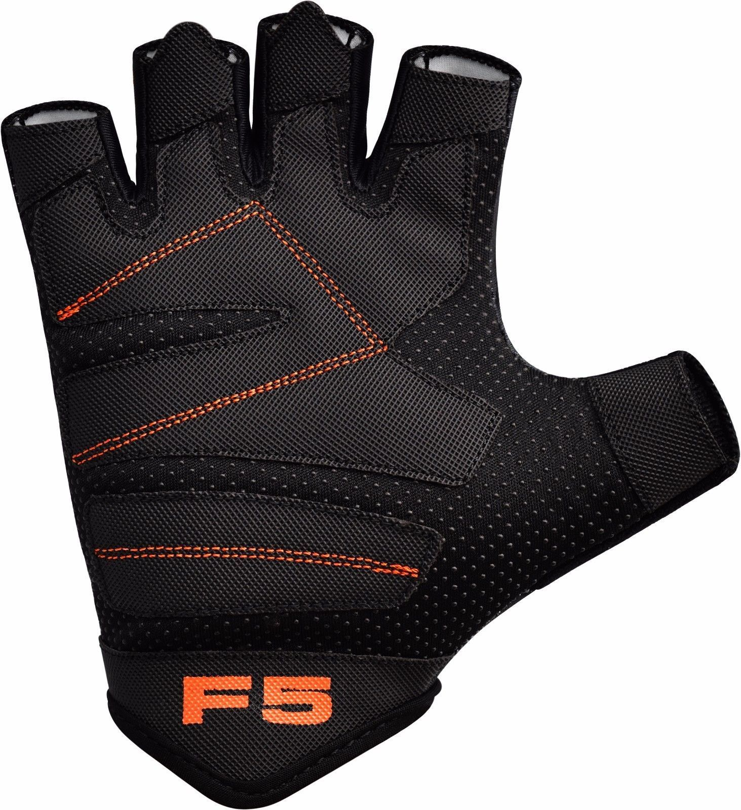 RDX WEIGHT LIFTING GYM GLOVES 8