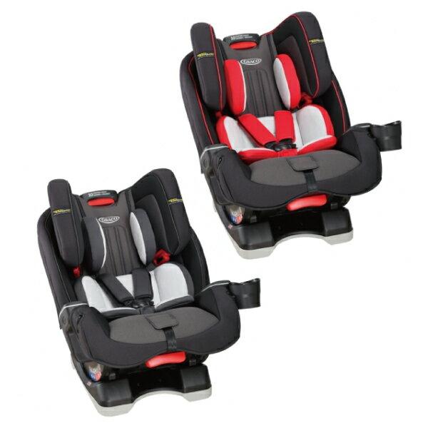 Graco MILESTONE™ LX 0-12歲汽車安全座椅/汽座(大野狼/小紅帽)