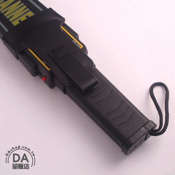 《DA量販店》全新 手持式 簡易型 輕便 劍型 金屬探測器 安檢儀器(34-832)