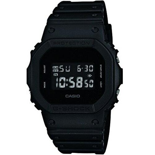 CASIOG-SHOCK元素流行運動腕錶DW-5600BB-1DR
