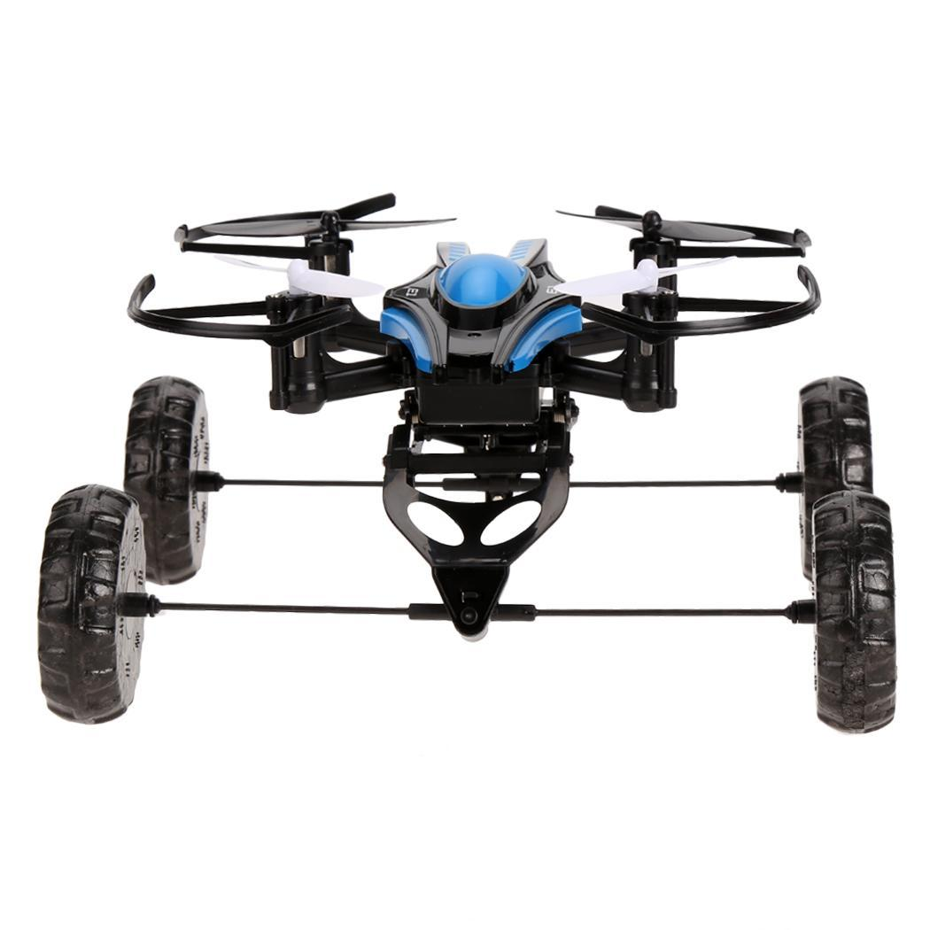 2.4Ghz 4CH 6 Axis Gyro Remote Control Quadcopter Black RC Quadcopter 0