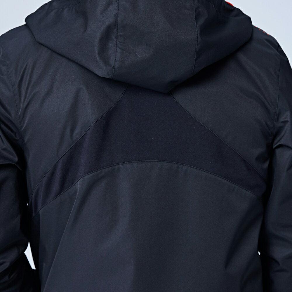 Lee 連帽防風外套 / UR-黑色-男款 4