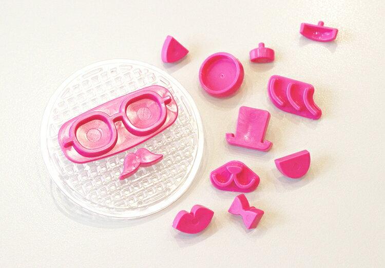 日本Cakeland 餅乾可愛表情壓模組