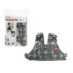 日本 Richell 利其爾-POUCHU 2WAY椅子用固定帶兼走失帶 660元