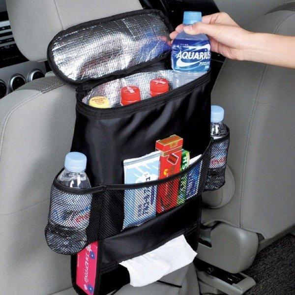 Loxin☆汽車座椅收納置物袋【SA0499】車用掛袋/椅背袋/汽車收納袋/汽車置物袋/保溫/保冰