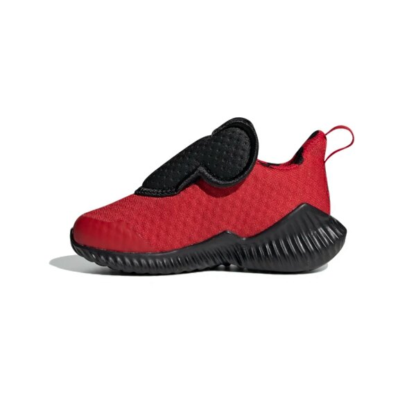 【ADIDAS】愛迪達 FortaRun Mickey AC I 米奇 黑 紅 童鞋 小童-G27187