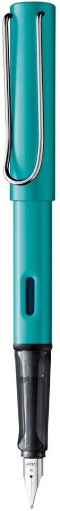 德國 LAMY AL-STAR 恆星系列 2020 限量版青藍光 鋼筆