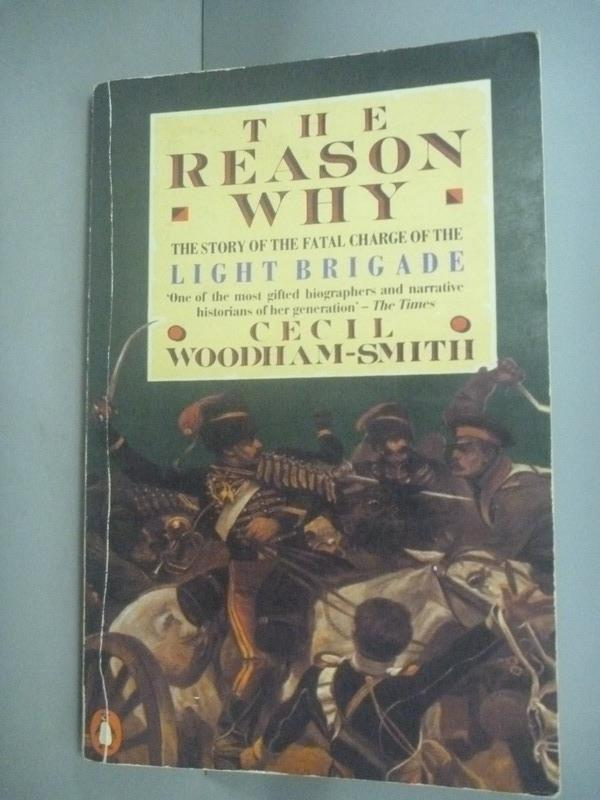 【書寶 書T3/原文小說_HHD】Reason Why  the Story of the