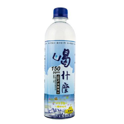 <br/><br/>  喝什麼深層海水150PPM600ml【愛買】<br/><br/>
