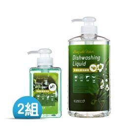HOCOYA茶樹系列洗碗精800ml~2瓶 洗手乳400ml~2瓶
