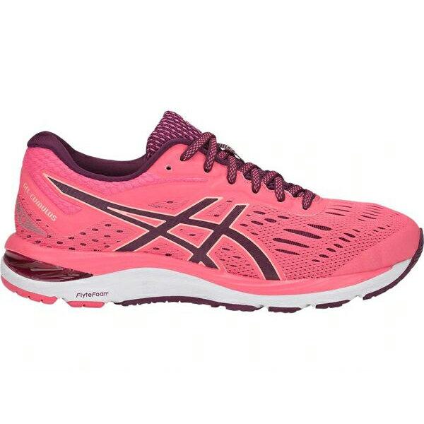 ASICS GEL-CUMULUS 20 女鞋 慢跑 輕量 穩定 支撐 緩衝 透氣 粉【運動世界】1012A008-700