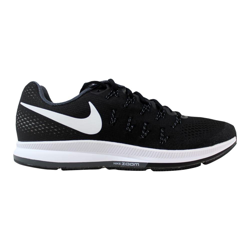 finest selection cc1ec e1aa1 Nike Air Zoom Pegasus 33 Black/White-Anthracite 831352-001 Men's Size 15