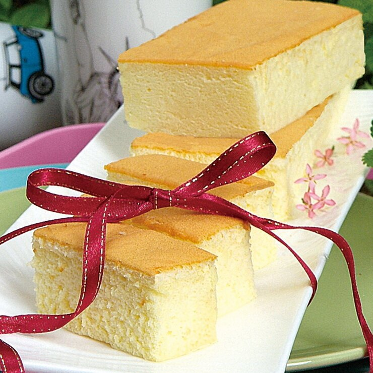 【千巧谷烘焙工場】崙背鮮奶蛋糕