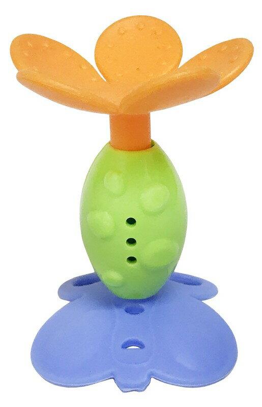 Lucky Baby固齒器玩具-小花蝴蝶 (顏色隨機出貨)  『121婦嬰用品館』 1