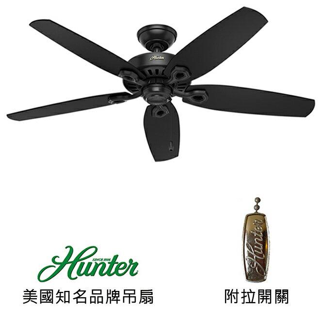 <br/><br/>  [top fan] Hunter Builder Elite Damp 52英吋吊扇(53294)平黑色<br/><br/>