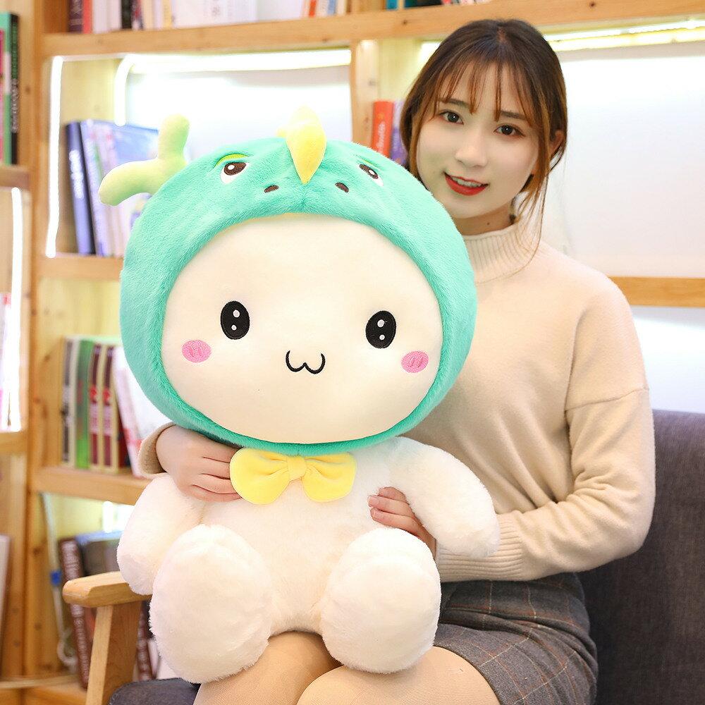 小熊可愛娃娃熊公仔毛絨玩具網紅兒童生日禮物送女孩床上玩偶超軟