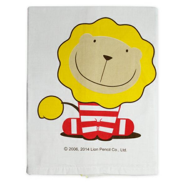 Butter Lion奶油獅 - 紗布四方大浴巾 0