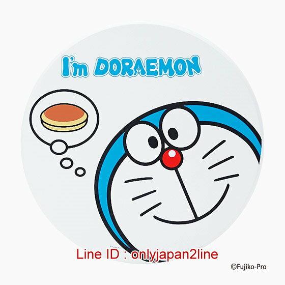 【真愛日本】17030400002 圓形折疊桌-DM銅鑼燒+AAA Doraemon 哆啦A夢 小叮噹  桌子 摺疊桌 生活用品 家具擺飾