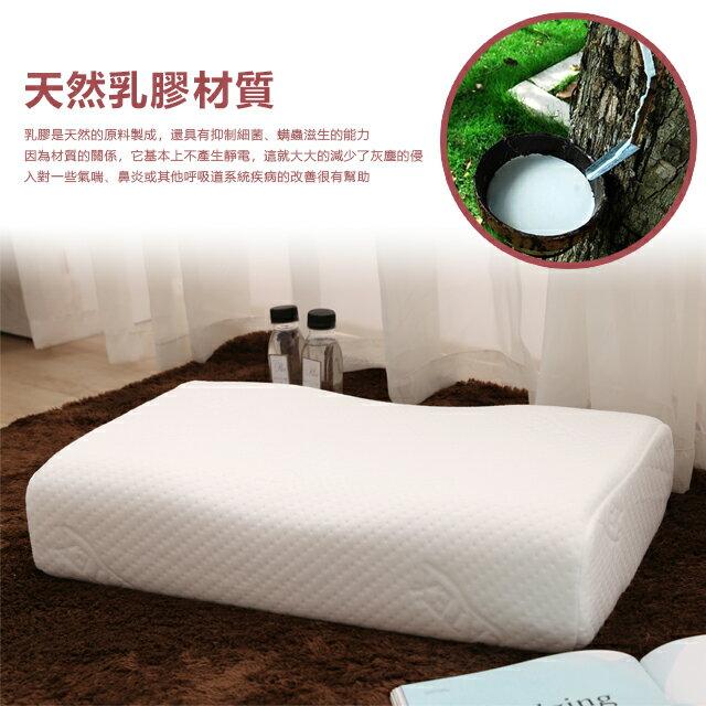 乳膠 枕 枕頭 天然乳膠 泰國乳膠 胖胖碟型乳膠枕 亮亮生活居家