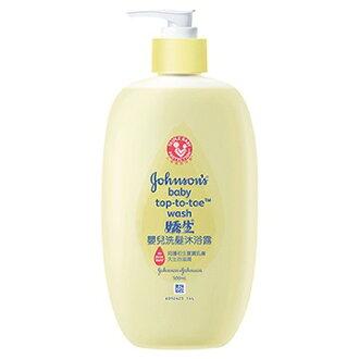 【嬌生】嬰兒洗髮沐浴露 500ml