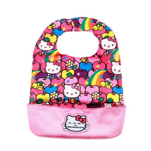 【Ju-Ju-Be】Be Neat圍兜口水巾-Hello Kitty聯名款-Lucky Stars 幸運之星