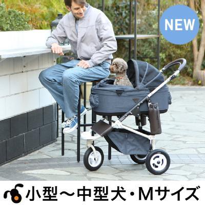 AirBuggy寵物推車/地球藍單寧/Msize(預購)