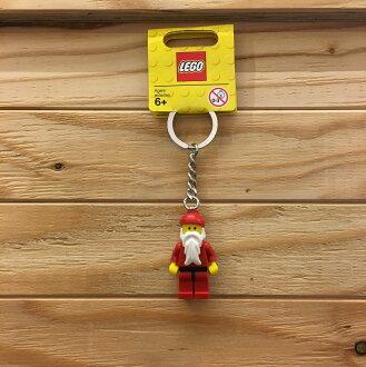 BEETLE LEGO SANTA聖誕老人 MARRYCHRISTMAS 樂高 積木 玩偶 吊飾 鑰匙圈 玩具 聖誕禮物