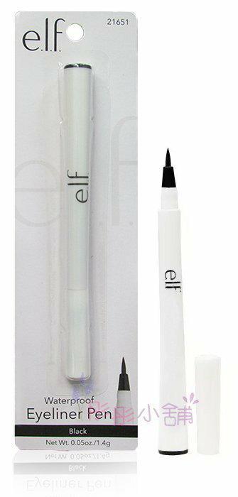 【彤彤小舖】e.l.f. Waterproof eyeliner pen 防水眼線筆 1.4g 黑色 elf 原裝進口