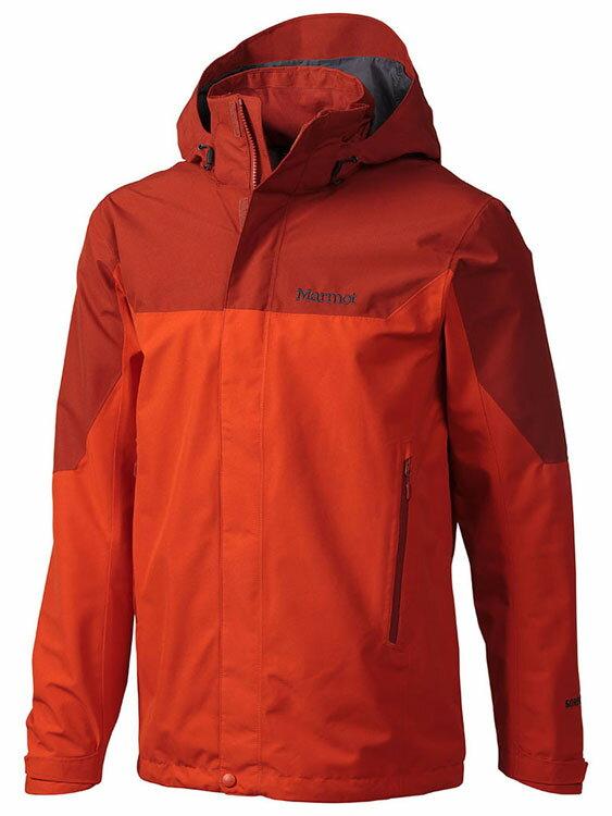 【鄉野情戶外專業】 Marmot |美國|  Palisades 多功能保暖兩件式外套 男款/GORE-TEX 防水外套+羽絨外套 /30400