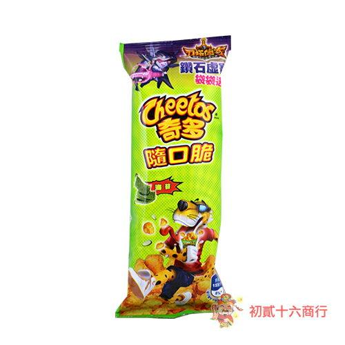 【0216零食會社】奇多隨口脆玉米捲-海苔