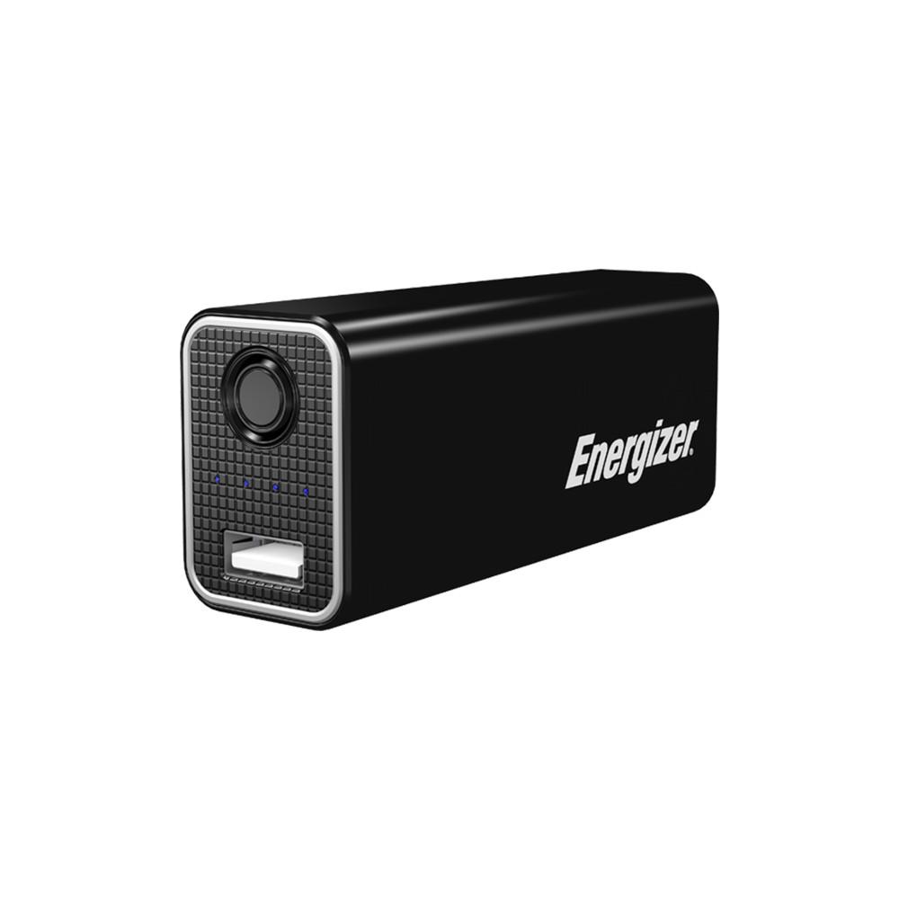 口紅造型-EnergizerR勁量行動電源【黑色】- UE2210-支援Samsung, SOny, hTC,Sony品牌手機充電