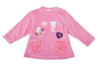 ☆Babybol☆女童冬裝保暖兩件套, 套裝包含(上衣,褲襪)【24110】 4