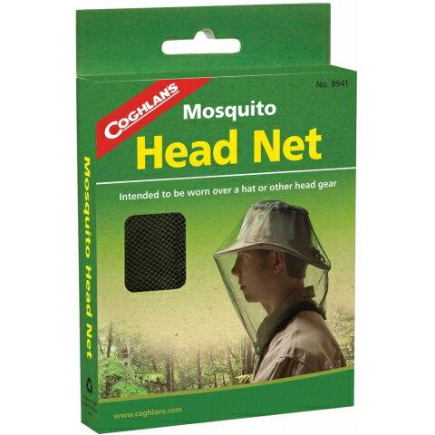 【露營趣】中和 加拿大 COGHLANS 8941 防蚊防蜂罩網 防蚊帽 防蚊網 防蟲網