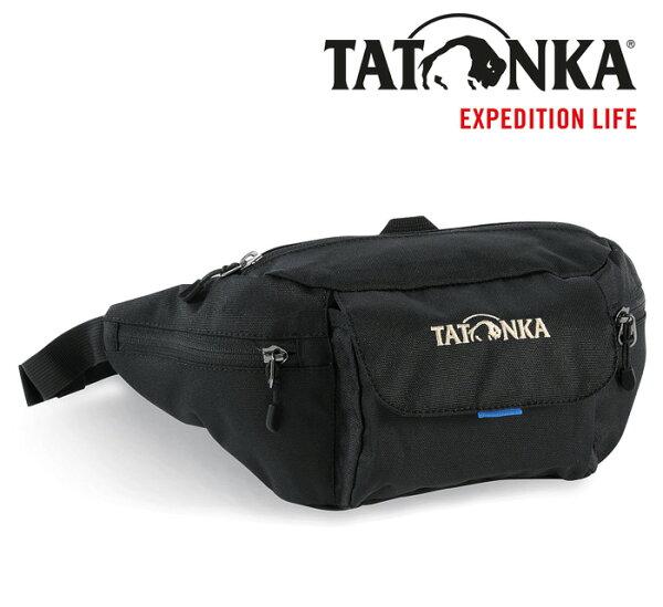【TATONKA德國】FUNNYBAG多功能霹靂包腰包(M)黑色/TTK2215