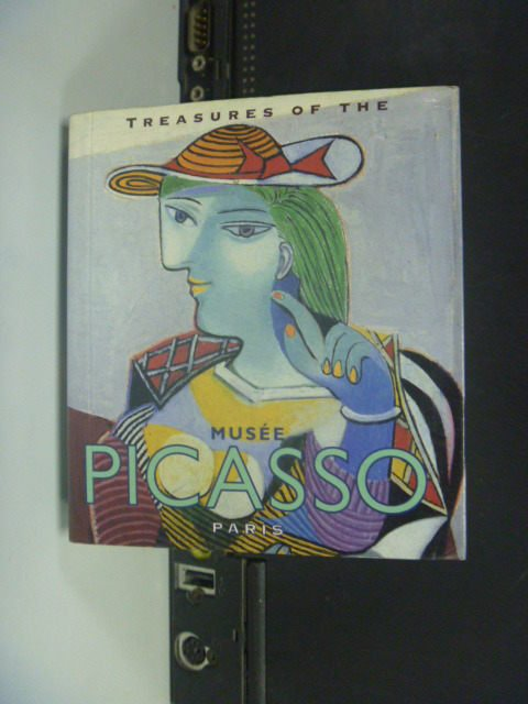 【書寶二手書T5/收藏_GAR】 Treasures of the Musee Picasso