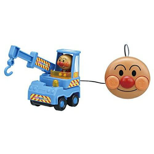 **雙子俏媽咪親子館**  [日本]  麵包超人 Anpanman  吊車 / 搖控車 玩具車
