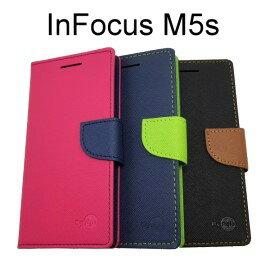 【MyStyle】撞色皮套InFocusM5s(5.2吋)