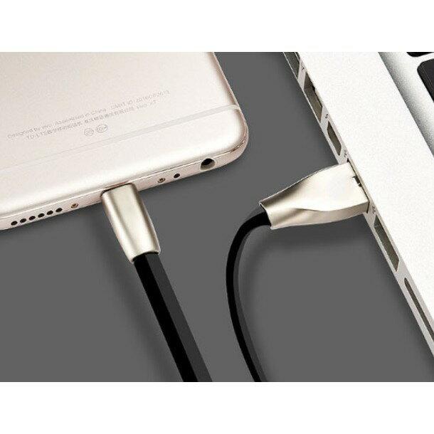 【菱形傳輸線】TYPE/Apple 1M長 鋅合金 菱形線 快充 速充 手機充電線 傳輸線 數據線