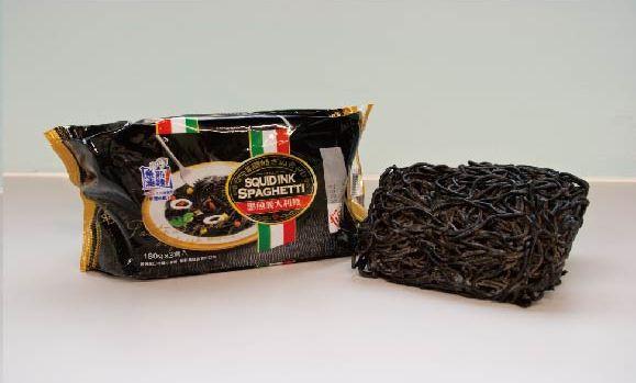 讚岐墨魚義大利麵 (1箱10包裝)