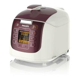 PHILIP 飛利浦 第二代智慧萬用鍋 HD2179 晶艷紫 / 縮時料理,百變美味