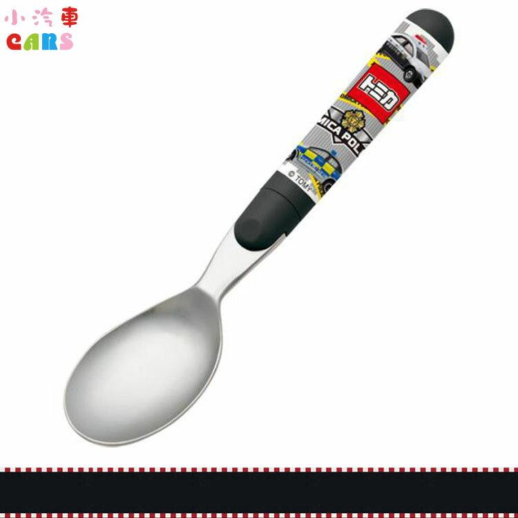 大田倉 日本進口正版 日本製 小汽車 TOMICA 不鏽鋼 湯匙湯勺 兒童餐具 不鏽鋼餐具 290497