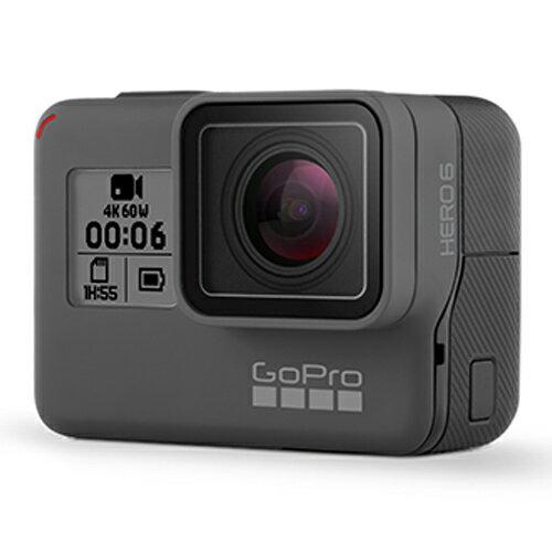 GoPro HERO 6 Black全方位攝影機【愛買】